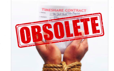 Is timeshare a thing of the past?