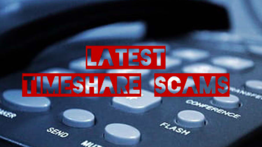 Update on latest timeshare scams